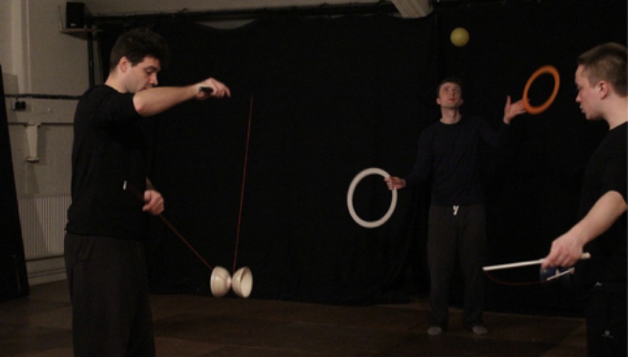 jonglerie Gaspard